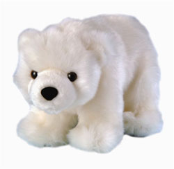 Large Polar Bear Plush