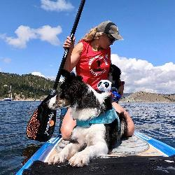 Panda Paddler Jennifer Hill