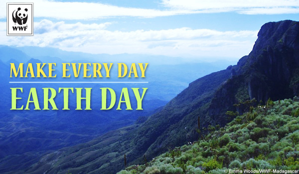 Earth Day Ecard Madagascar