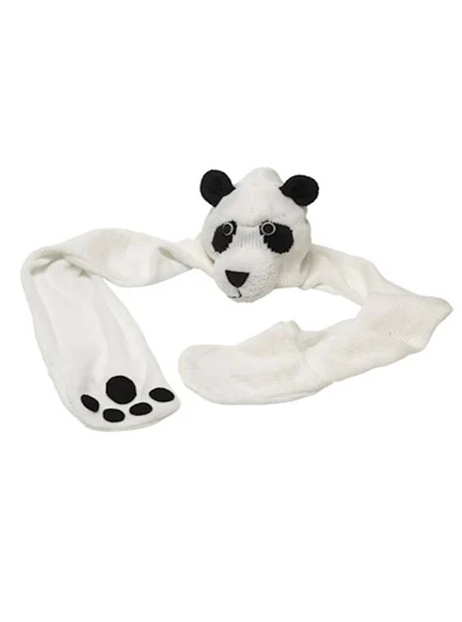 WWF panda hat with paws