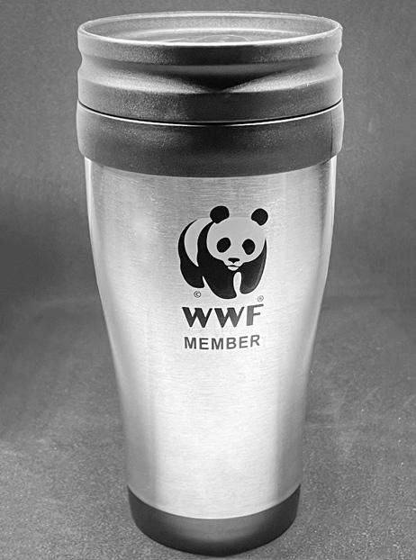 WWF Tumbler Mug