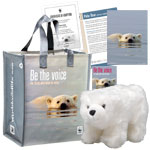 Polar Bear Adoption Kit