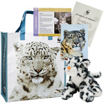 Snow Leopard Adoption Kit