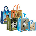 Set of Five Totes